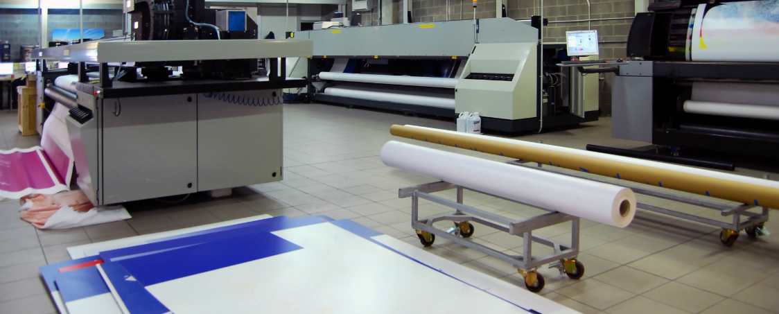 Large format printers in Bristol